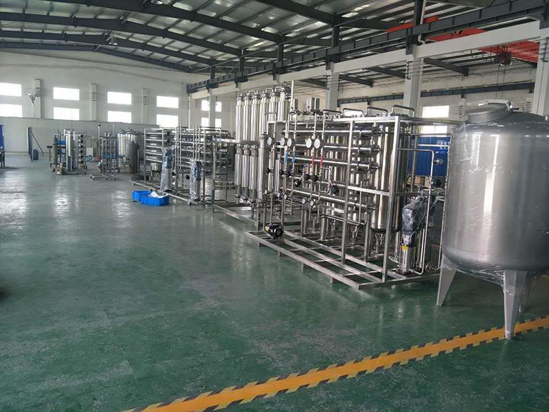 纯化水机组